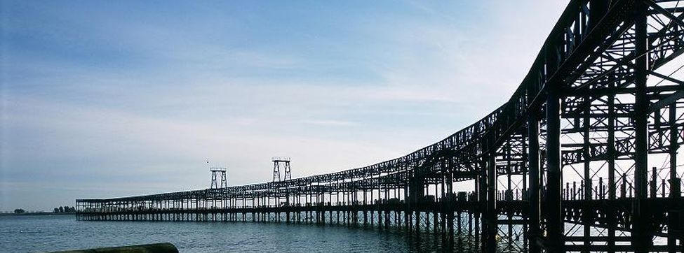 Riotinto Dock Huelva Spain