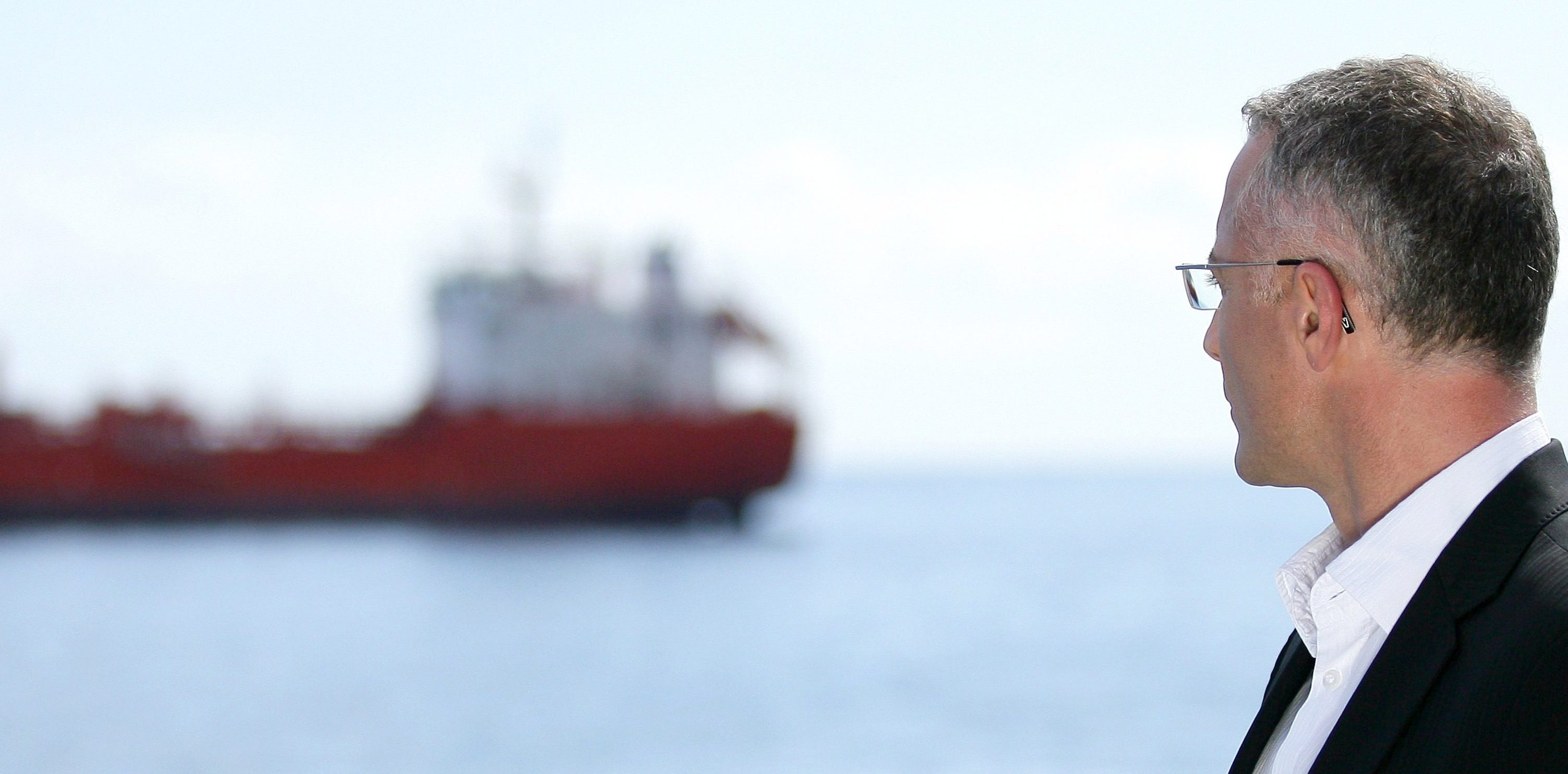 Port Detention Ship Spain