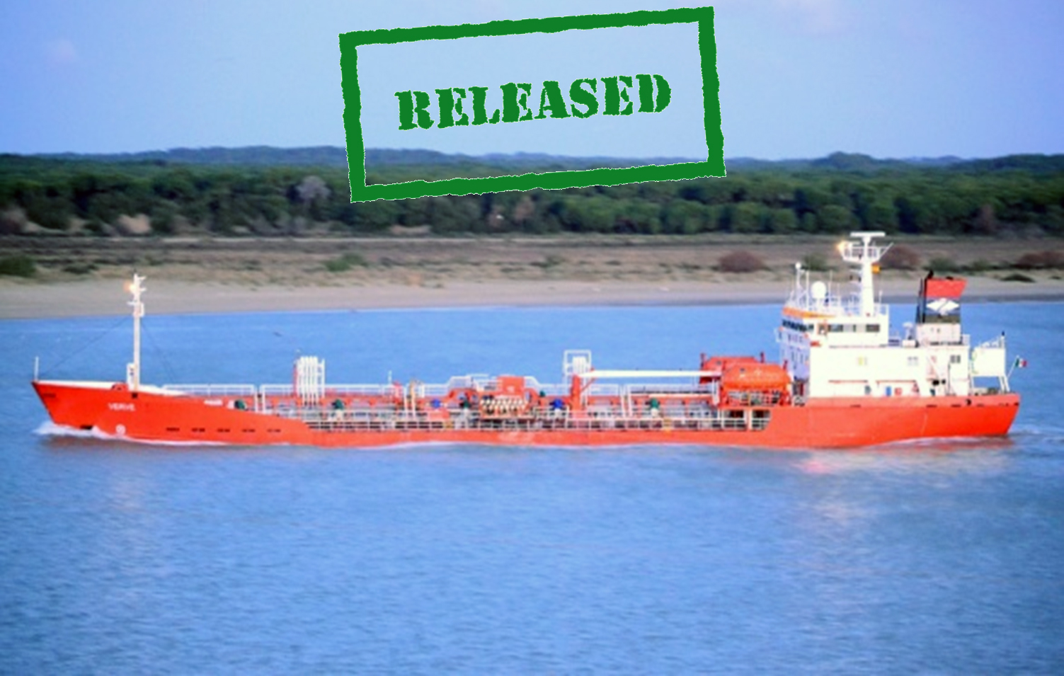Ship Release in Spain