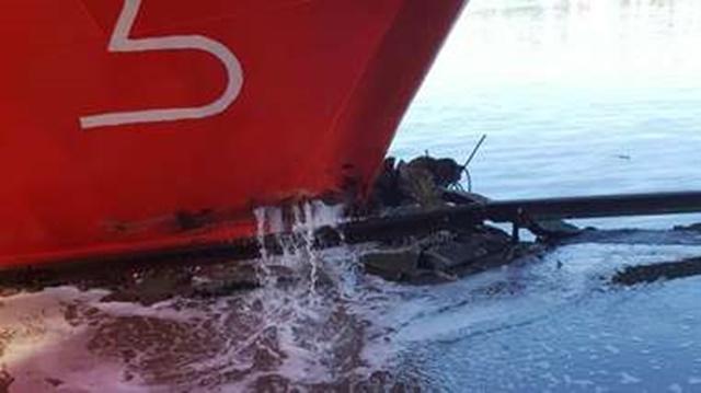 Port Authority Detention Spain Damages