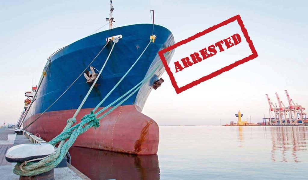 Ship Arrest Yacht Arrest Spain
